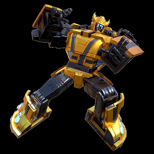 大黄蜂机器人模式图片