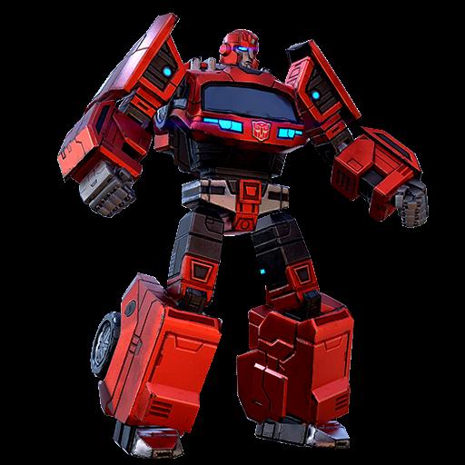 铁皮机器人模式图片