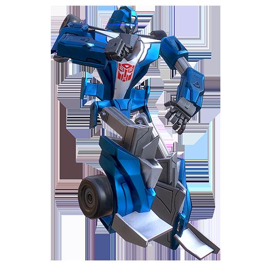 幻影机器人模式图片