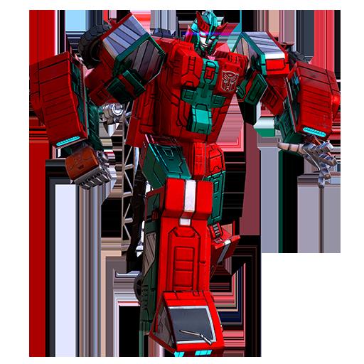 巨焰机器人模式图片
