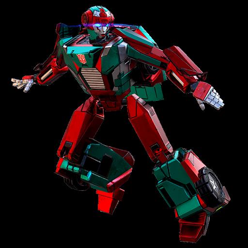 跳跃流机器人模式图片