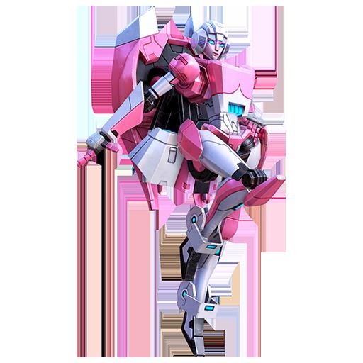 阿尔茜机器人模式图片