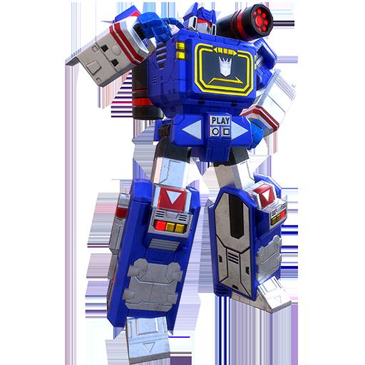 声波机器人模式图片