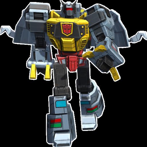钢锁机器人模式图片