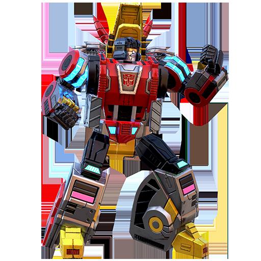 铁渣机器人模式图片