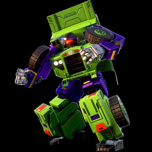 拖斗机器人模式图片