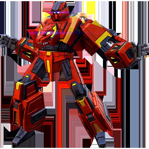 猛虎机器人模式图片