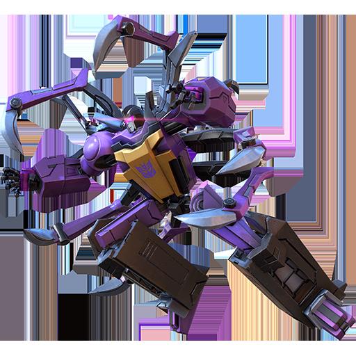 弹片机器人模式图片