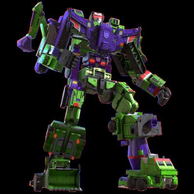 大力神机器人模式图片