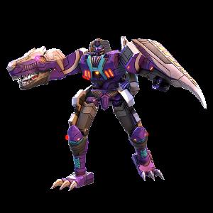 霸王龙机器人模式图片
