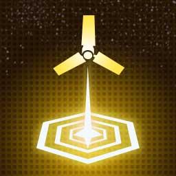 搅拌机技能卫星射线