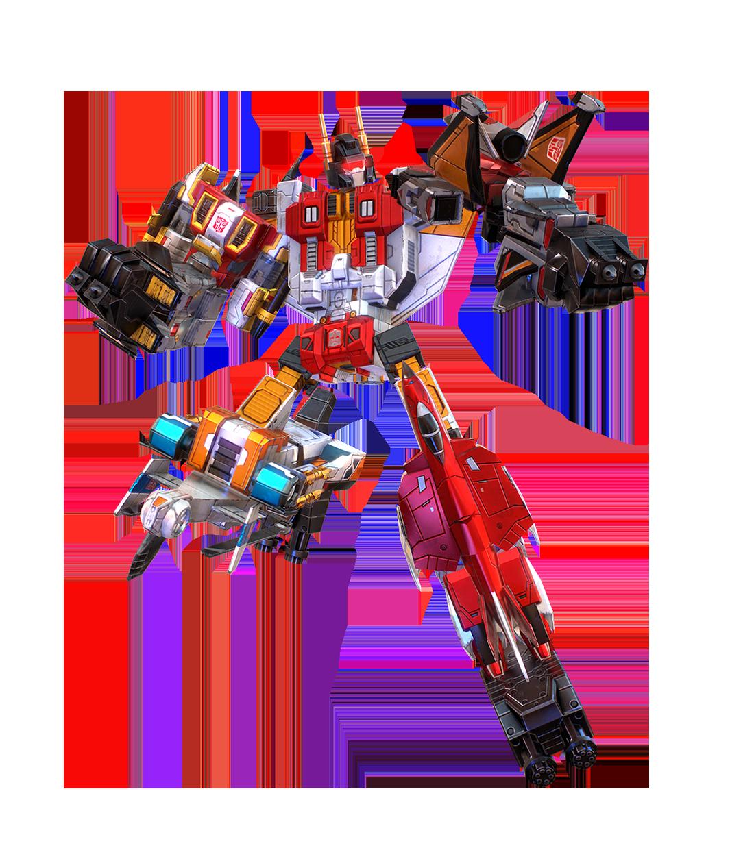 大无畏机器人模式图片