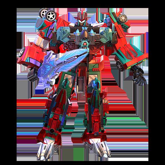 凯旋女神机器人模式图片