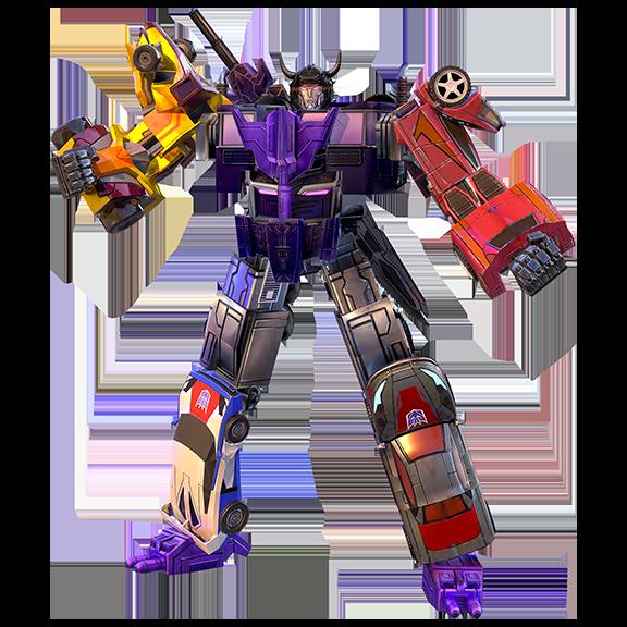 飞天虎机器人模式图片
