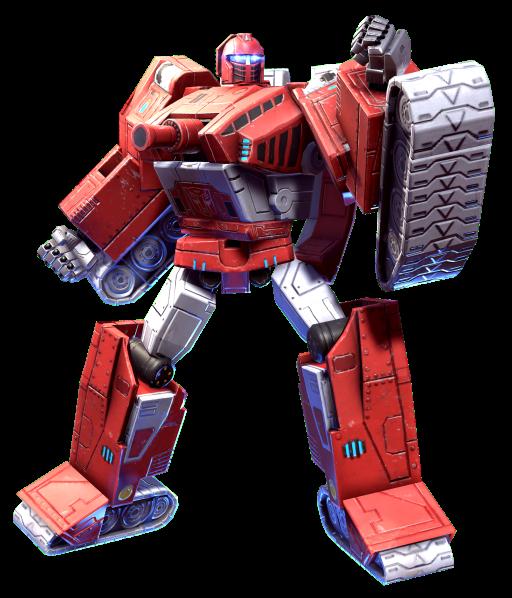 战戟机器人模式图片