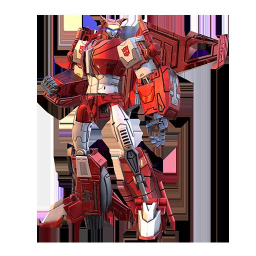 艾丽塔机器人模式图片