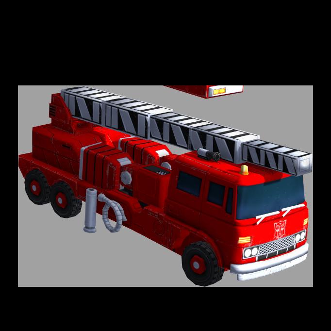 消防车变形模式图片