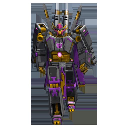 黑暗守护者机器人模式图片
