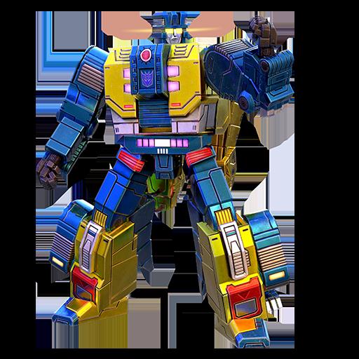 双头龙机器人模式图片