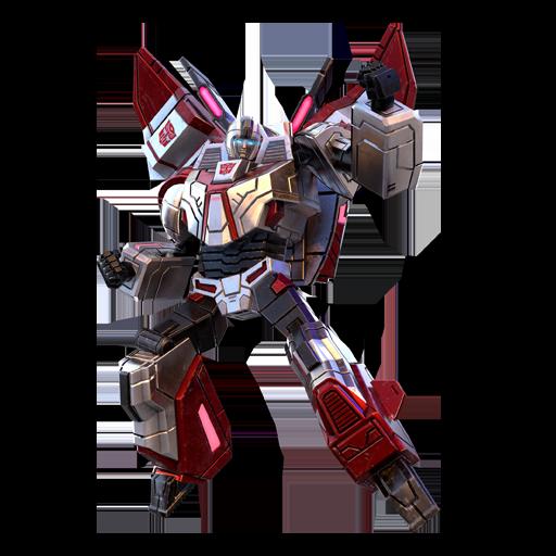 塞伯坦天火机器人模式图片