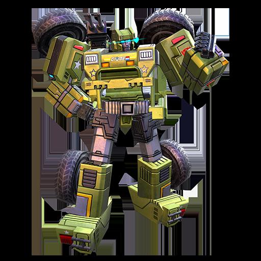探长(VAMP)机器人模式图片