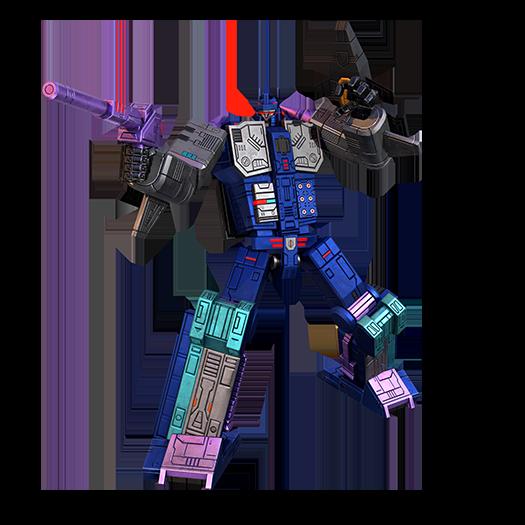 霸王机器人模式图片