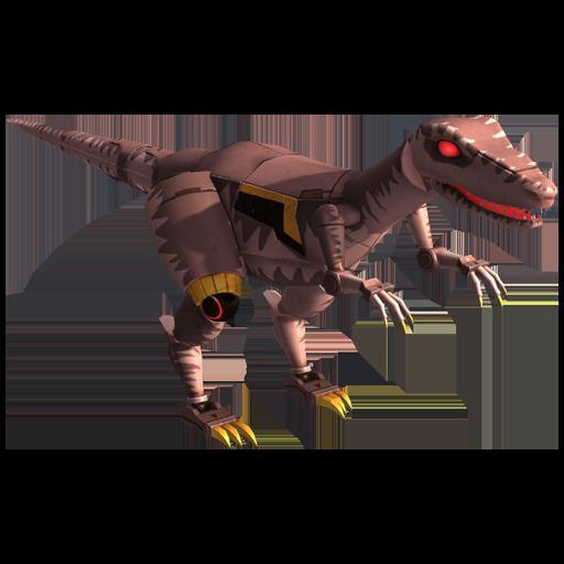 恐龙勇士变形模式图片