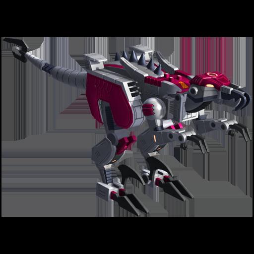 恐龙勇士2代变形模式图片