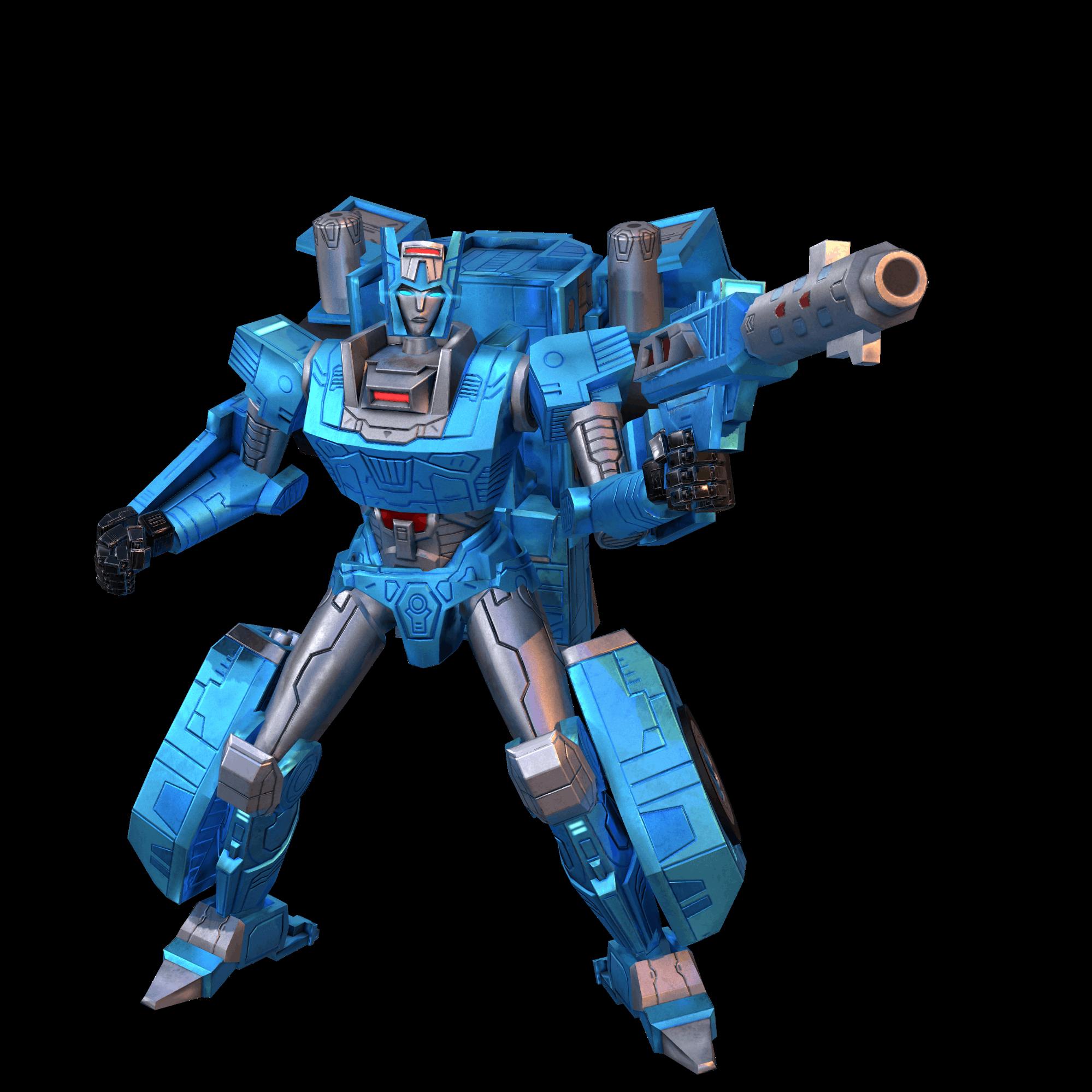克劳莉娅机器人模式图片